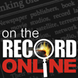 On The Record Online Logo