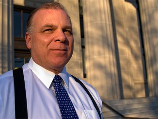 New Jersey State Sen. Steve Sweeney, photographed in 2010. (Copyright ©2010 Steve Lubetkin. All rights reserved.)