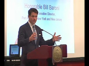 Bill Baroni, deputy executive director, Port Authority of NY/NJ