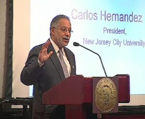 Leadership NJ Forum on the Future of NJ 2010 – Session 3 – Carlos Hernandez
