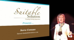 Founder Factory 2011 – Opening Remarks and Keynote by Sara Canuso of A Suitable Solution