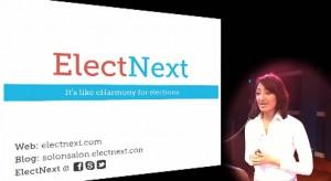 keya 300x164 Founder Factory 2011   Beta Fishbowl #1: ElectNext