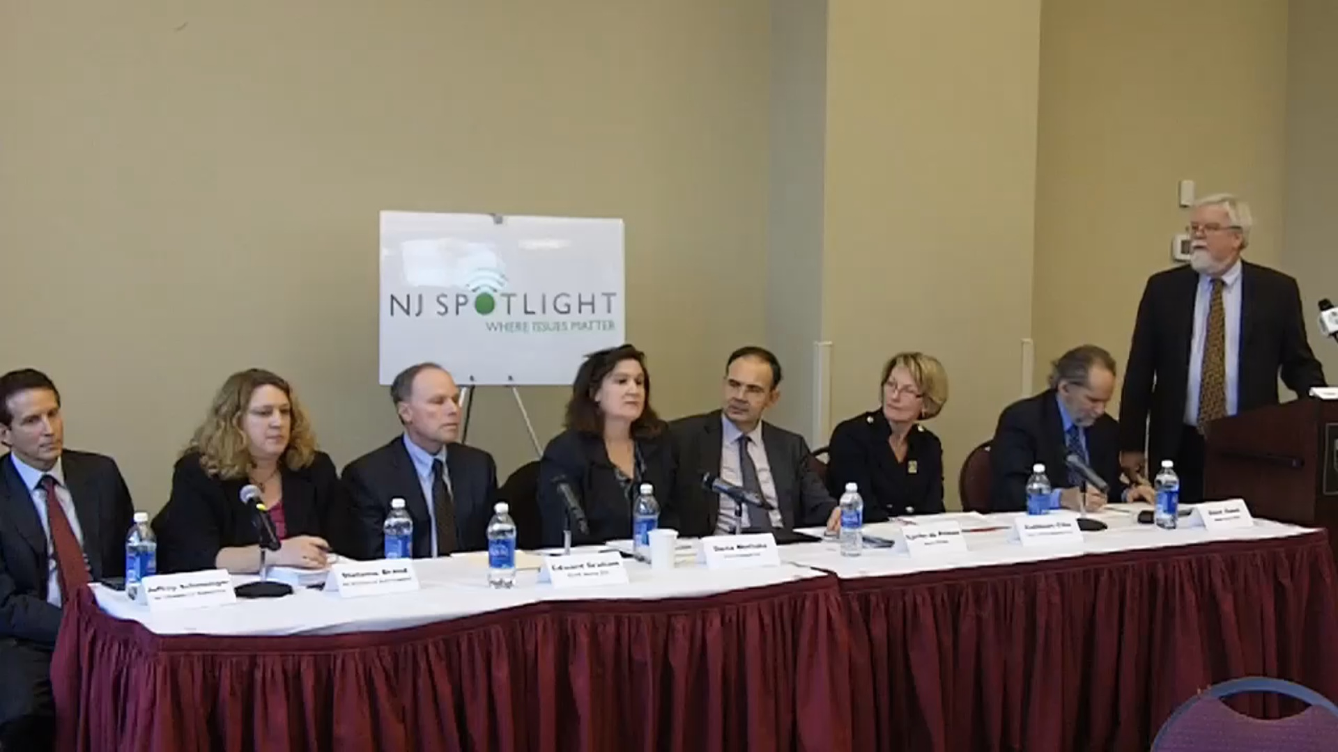 NJ Spotlight's Natural Gas Roundtable, 12/16/2011