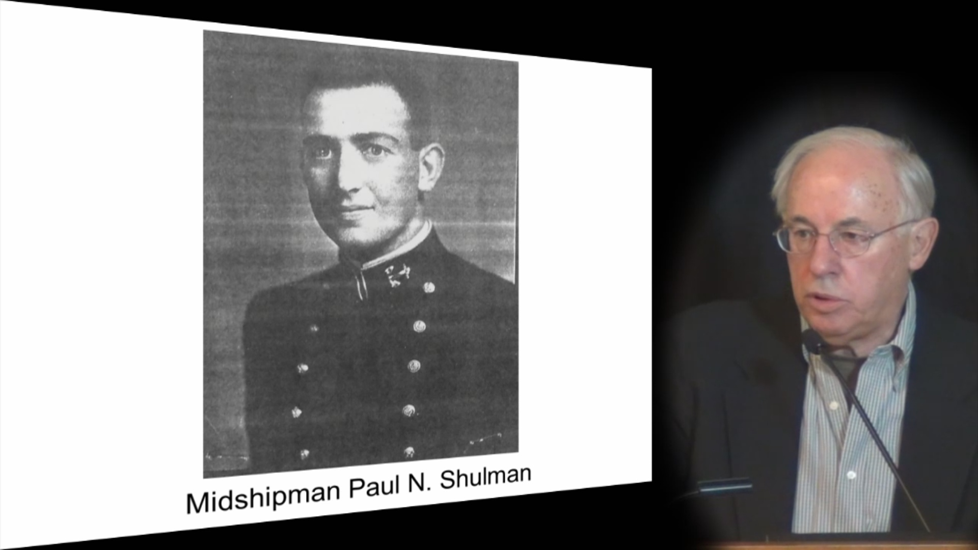Center for World War II Studies: The Ablest Navigator, Paul Shulman, Israel's Volunteer Admiral