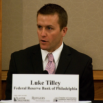 Luke Tilley, Regional Economic Advisor, Federal Reserve Bank of Philadelphia