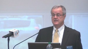 Burlington County Chamber of Commerce Economic Outlook Roundtable 5/22/2012 – South Jersey: A Defense Industry Hotbed