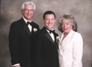 Norman and Eleanor Stofman with son Marc.