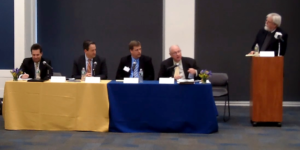 NJSpotlight Energy Industry panel