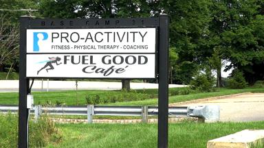 ProActivity street signage