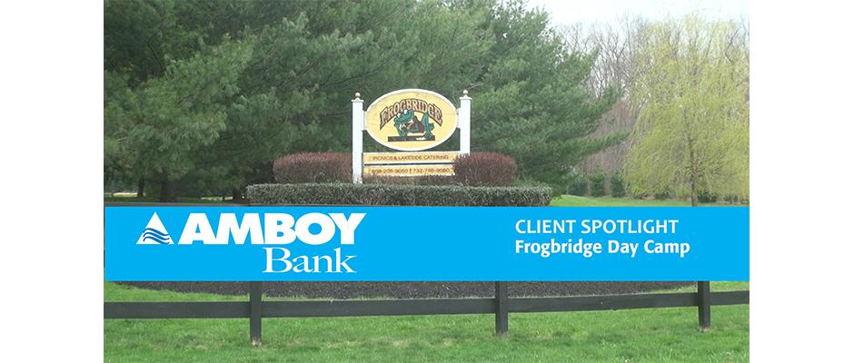 Amboy-Frogbridge Banner