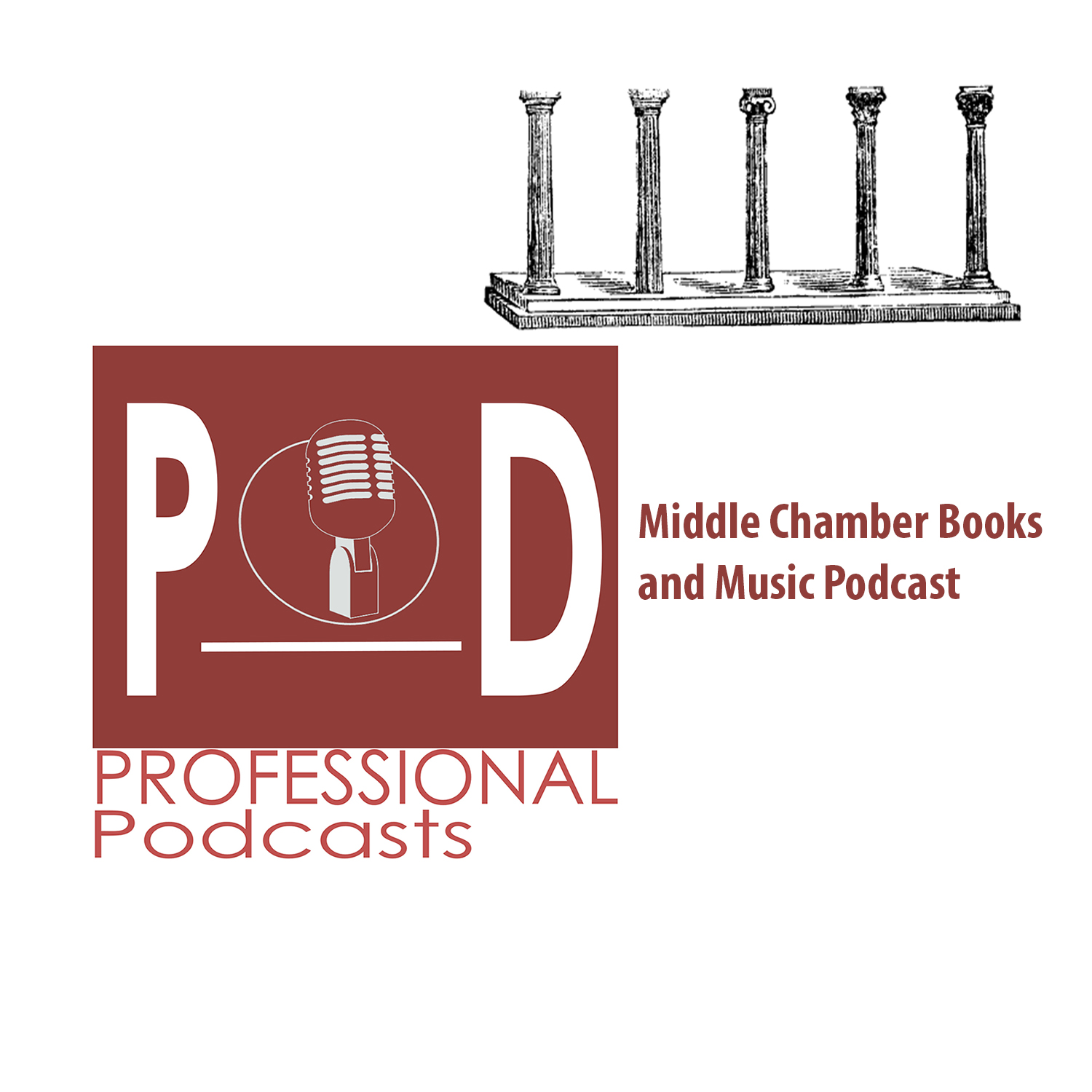 Middle Chamber Books and Music Podcast – Lubetkin Media Companies LLC